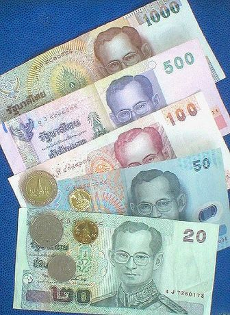 Thai Baht Thb Currency Exchange Rate Conversion Calculator The Ons Is Everyday Used To Purchase Goods And Services In