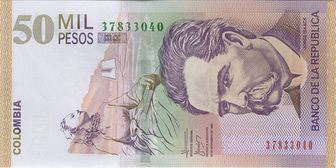 The Currency Name Of Colombia Is Colombian Peso
