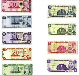 The Currency Name Of Nicaragua Is Cordoba Oro