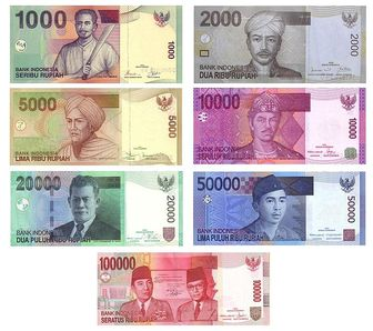 The Currency Name Of Indonesia Is Rupiah